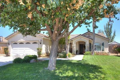 Dinuba Single Family Home For Sale: 1407 Briarwood Drive