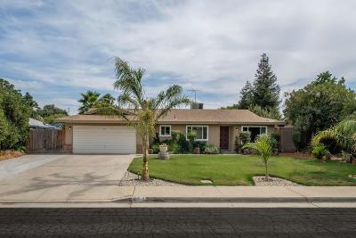 Reedley Single Family Home For Sale: 751 E Sycamore Avenue