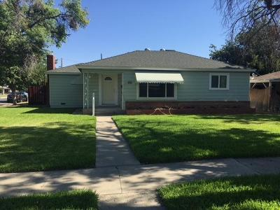 Coalinga Single Family Home For Sale: 454 Adams Street