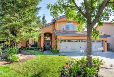 Fresno Single Family Home For Sale: 9041 N Backer Avenue