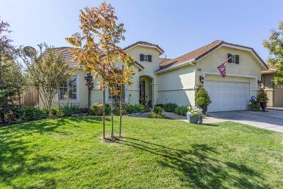 Clovis Single Family Home For Sale: 4787 N Windward Way