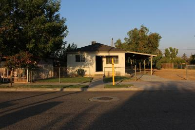 Madera CA Single Family Home For Sale: $149,900