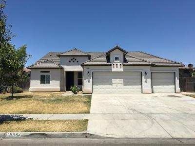 Kerman Single Family Home For Sale: 15894 W El Mar Avenue