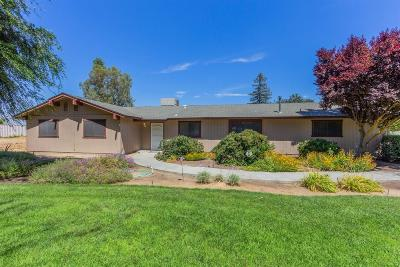 Selma CA Single Family Home For Sale: $375,000