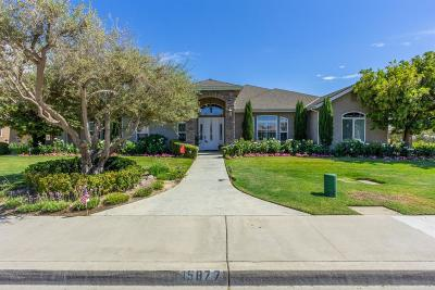 Kerman Single Family Home For Sale: 15877 W Kearney Boulevard