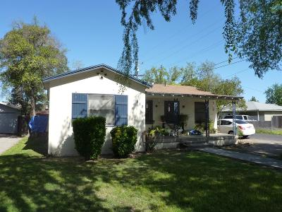 Madera Single Family Home For Sale: 815 W 4th Street