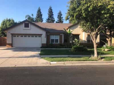Clovis Single Family Home For Sale: 1632 Cromwell Avenue