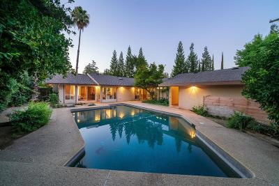 Fresno Single Family Home For Sale: 6413 N Pleasant Avenue