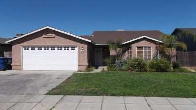 Madera Single Family Home For Sale: 1394 Toluca Way