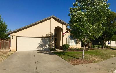 Clovis Single Family Home For Sale: 215 N Douglas Avenue