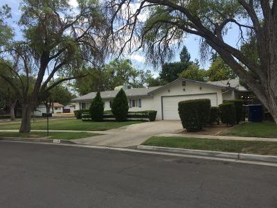 Fresno Single Family Home For Sale: 4133 N Lead Avenue