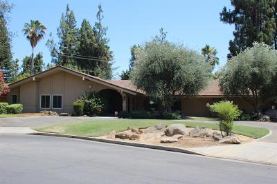 Fresno Single Family Home For Sale: 2469 W Roberts Avenue