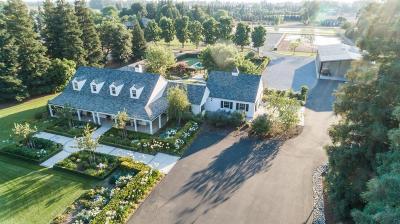 Sanger Single Family Home For Sale: 3805 N Brehler Avenue