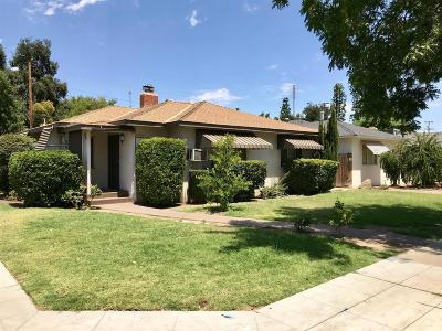 Clovis, Fresno, Sanger Multi Family Home For Sale: 2908 N Fresno Street
