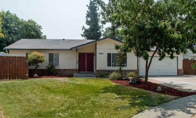 Fresno Single Family Home For Sale: 5644 N Blosser Avenue