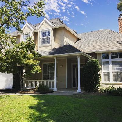 Fresno Condo/Townhouse For Sale: 1411 E Sweetbriar Drive