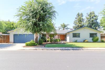 Clovis Single Family Home For Sale: 2072 Beverly Avenue