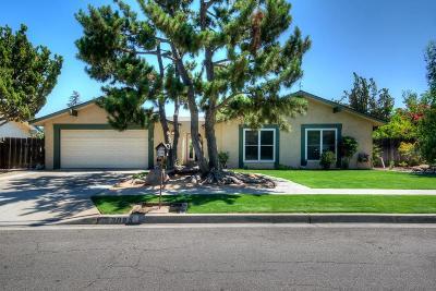 Fresno County Single Family Home For Sale: 3025 W San Ramon