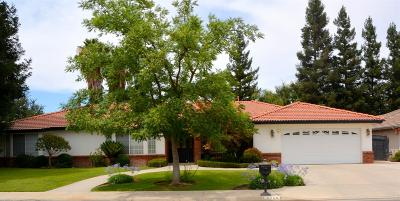 Fresno Single Family Home For Sale: 5266 W Minarets Avenue