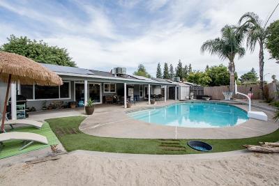 Clovis Single Family Home For Sale: 386 Burgan Avenue