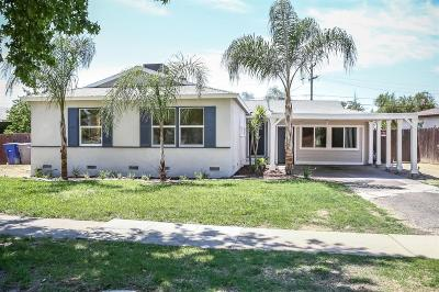 Fresno Single Family Home For Sale: 4907 N Thesta Street