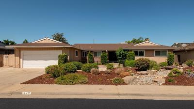 Clovis Single Family Home For Sale: 942 Ezie Avenue