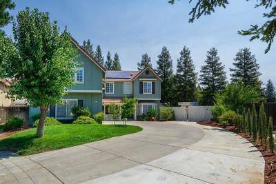 Clovis Single Family Home For Sale: 441 Burl Avenue
