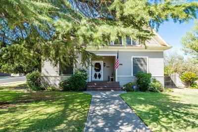 Fowler CA Single Family Home For Sale: $289,900