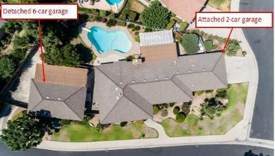 Clovis Single Family Home For Sale: 578 Adler Avenue