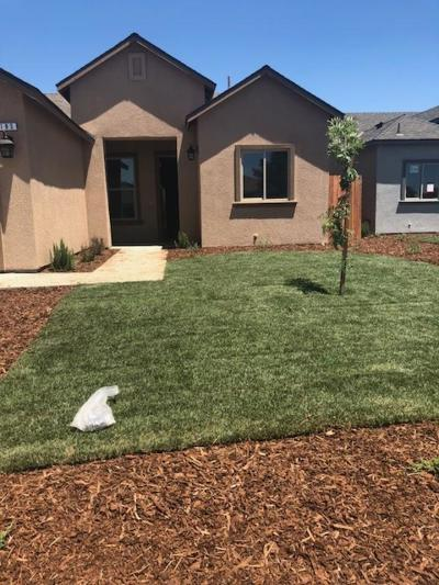 Madera Single Family Home For Sale: 195 Knox Court