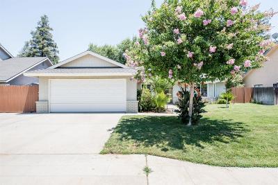Clovis Single Family Home For Sale: 3237 Fordham Avenue