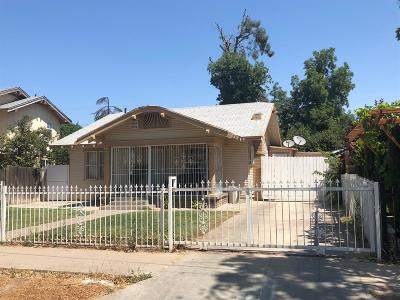 Fresno Single Family Home For Sale: 3311 E Alta Avenue