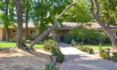 Fresno Single Family Home For Sale: 1287 W San Bruno Avenue