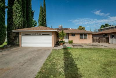 Madera Single Family Home For Sale: 1230 Tulare Street