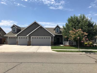 Clovis Single Family Home For Sale: 492 W Prescott Avenue