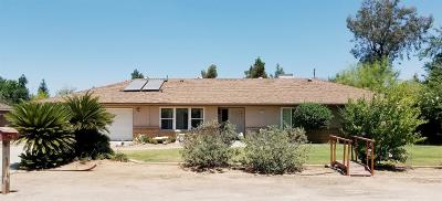 Madera Single Family Home For Sale: 36271 Cloverleaf Avenue