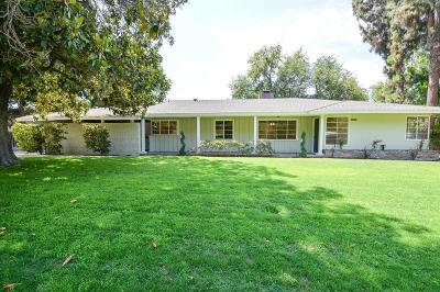 Fresno Single Family Home For Sale: 820 E Ashlan Avenue