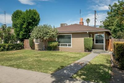 Fresno Single Family Home For Sale: 1234 N Fruit Avenue