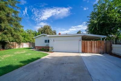 Fresno Single Family Home For Sale: 4635 E Peralta Way