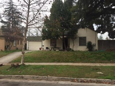Fresno Single Family Home For Sale: 3537 N Del Mar Avenue