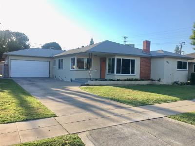 Fresno Single Family Home For Sale: 3051 N 7th Street