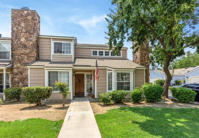 Clovis Condo/Townhouse For Sale: 1441 Plymouth Rock Way