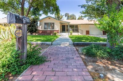 Fresno Single Family Home For Sale: 4783 E Lamona Avenue