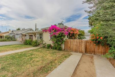 Fresno Single Family Home For Sale: 1405 E Terrace Avenue