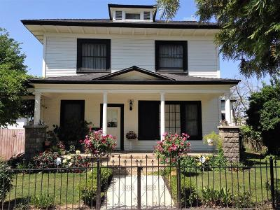 Fresno Single Family Home For Sale: 153 N Effie Street