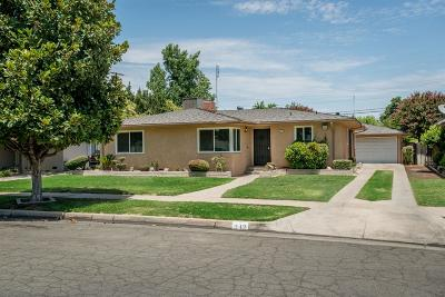 Fresno Single Family Home For Sale: 342 W Fountain Way