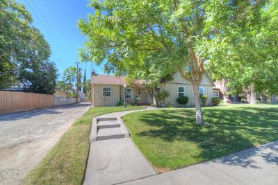 Kerman Single Family Home For Sale: 15155 W D Street