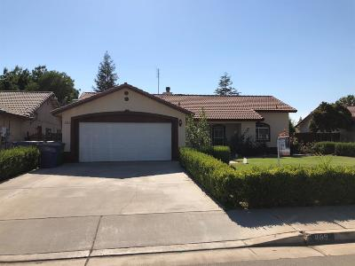 Kerman Single Family Home For Sale: 403 S Olympic Street
