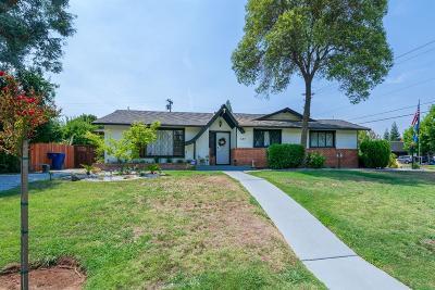 Fresno Single Family Home For Sale: 187 W Twain Avenue
