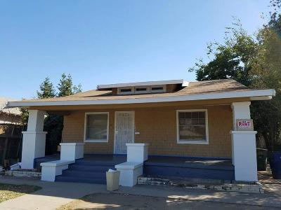 Fresno Single Family Home For Sale: 444 E Oleander